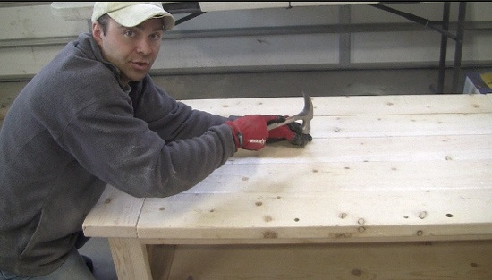 how-to-distress-rustic-furniture