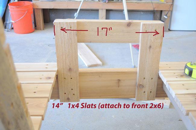 14'slats