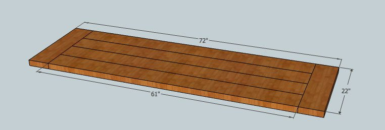 breadboard-table-top
