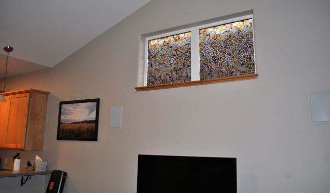 how-to-install-stained-glass-window-covering