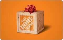 home depot gift card gift ideas