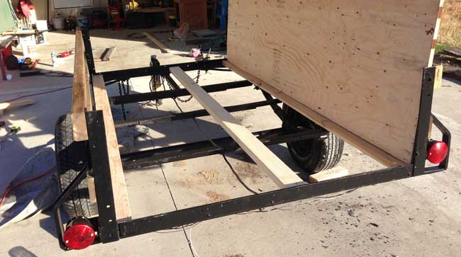 How To Restore An Old Trailer With Diy Pete