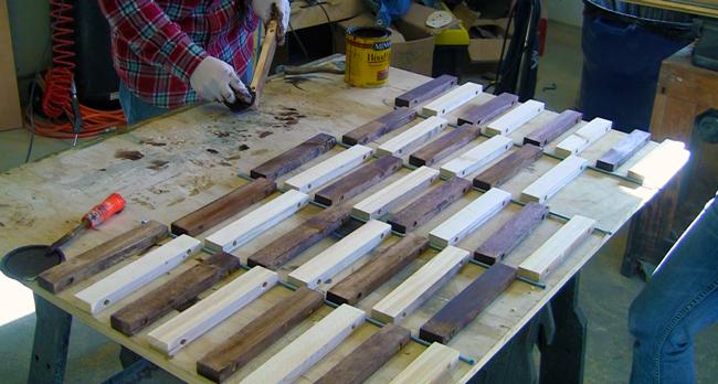 staining-wood-floor-mat