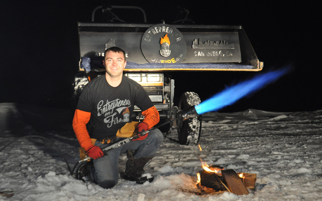 DIY PETE with TORCH