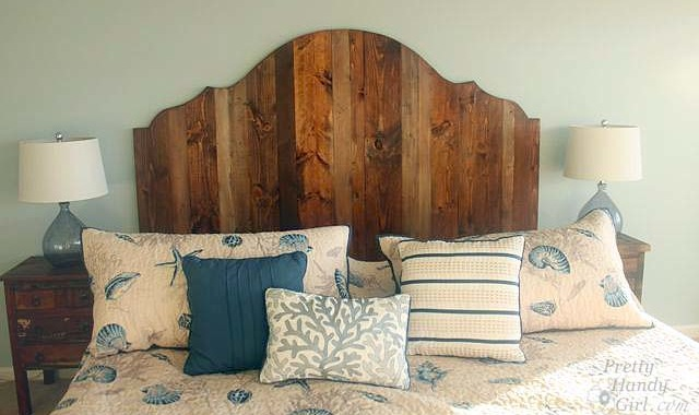 rustic-wood-headboard