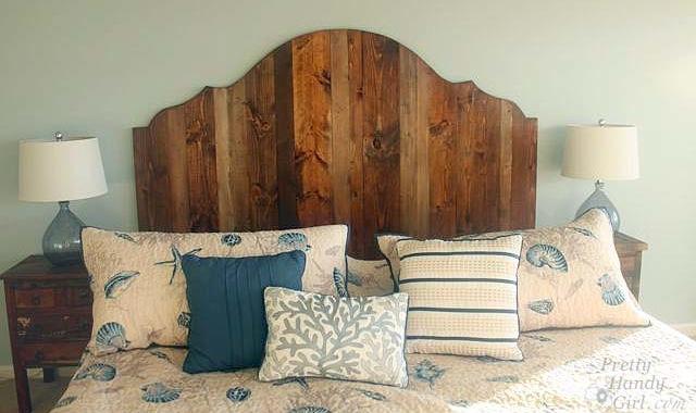 rustic-wood-headboard