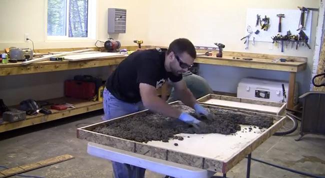 diy concrete vibrating table | diy & dry pictranslator