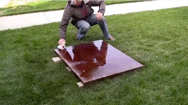 how-to-acid-stain-a-concrete-counter
