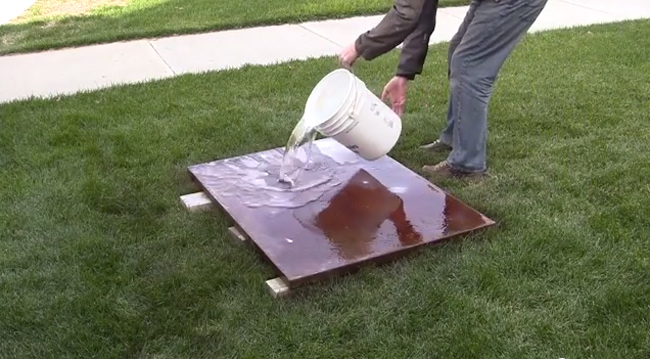 how-to-acid-stain-concrete-and-neutralize