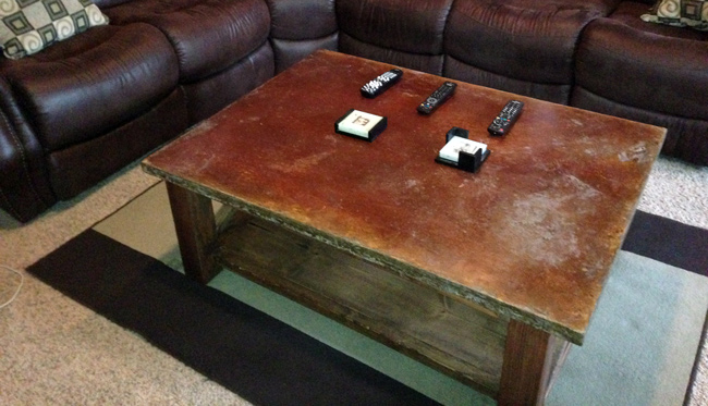 how-to-acide-stain-a-concrete-table