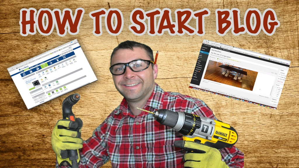 Do it Yourself Blog Guide