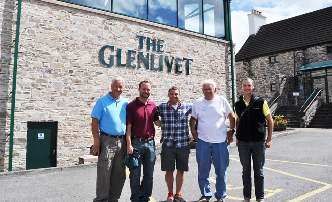 touring-the-glen-livet-distilery