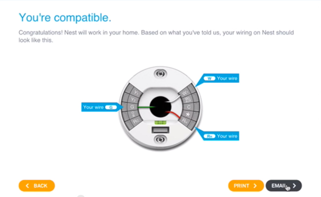 Wiring For Nest Thermostat Not Lossing Wiring Diagram