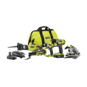 Ryobi One Plus Combo Kit