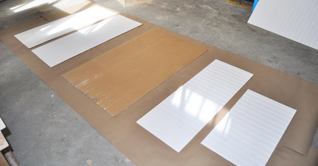 Painting Beadboard