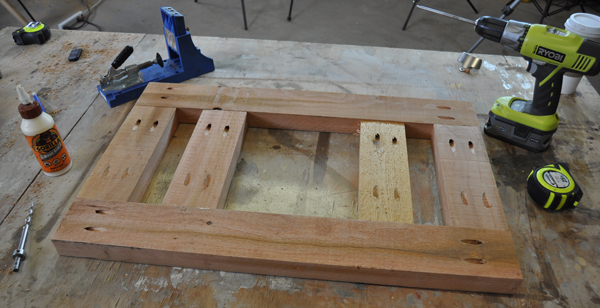 Kreg Jig Projects - How To Build A Patio Cooler