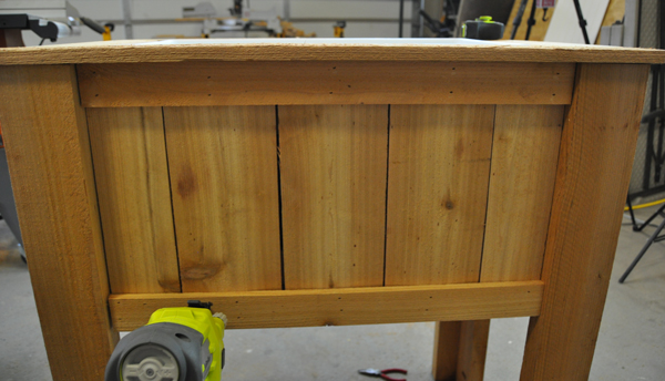 DIY Cedar Projects
