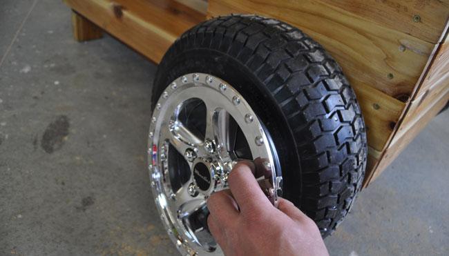WHEELIES 8 inch Rims