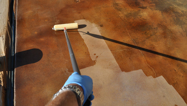 Best Sealer For Acid Stain