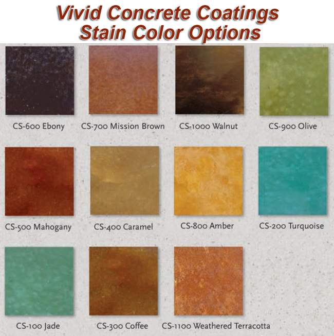 How Do You Stain Concrete : How to acid stain concrete