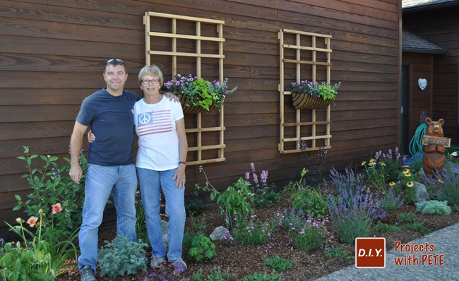 DIY TRELLIS DESIGN