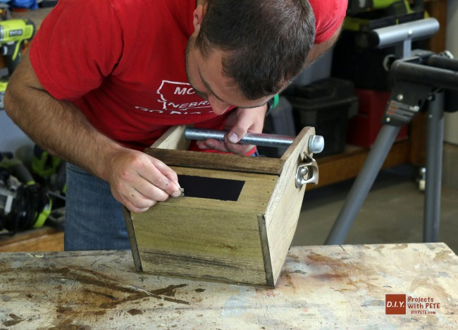 Diy Beer Caddy Six Pack Carrier Wood Beer Tote Plans