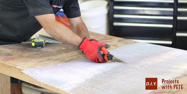 Concrete Table Reenforcement
