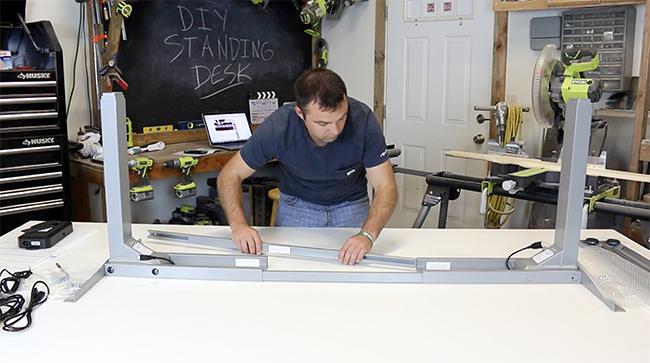 DIY Standing Desk, Standing Desk, Stand Modern, Uplift 900, Sit Stand Desk, Stand Desk