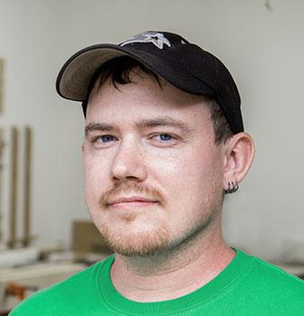 Jay Bates of Jay's Custom Creations