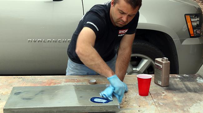 concrete, sealing, sealing concrete