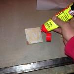 Concrete, concrete work, concrete countertop, concrete table, concrete tabletop, DIY
