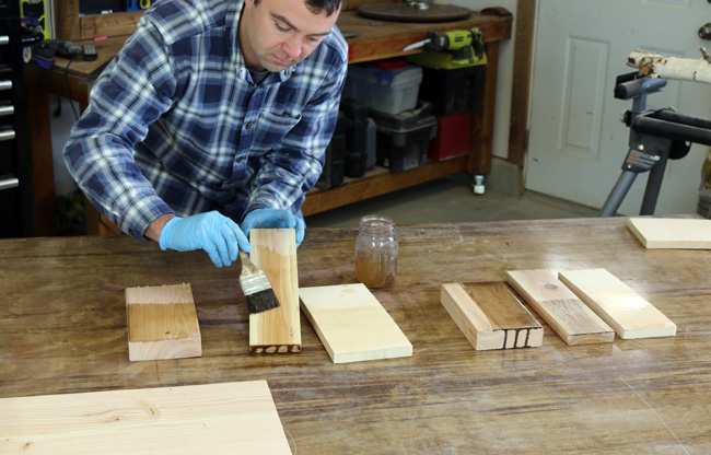 How To Make Steel Wool And Vinegar Stain