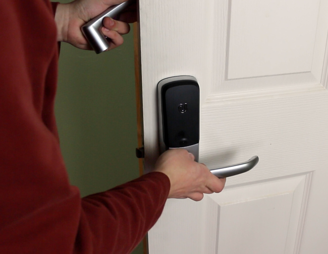 ultraloq ul3, ultraloq, ul3, smart door lock, fingerprint door lock, pin door lock, keyless door lock, smart lock