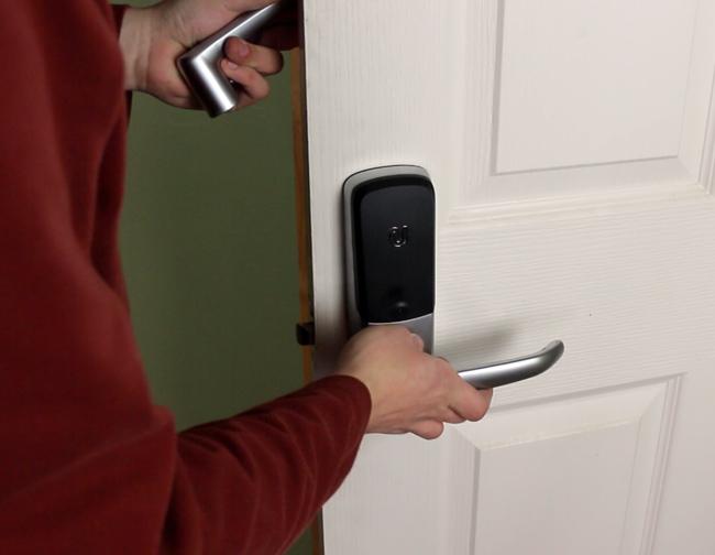 ultraloq ul3, ultraloq, ul3, smart door lock, fingerprint door lock, pin door lock, keyless door lock, smart lock