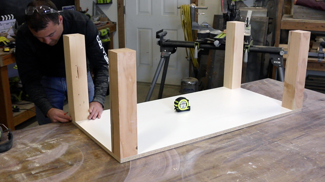 concrete table tutorial