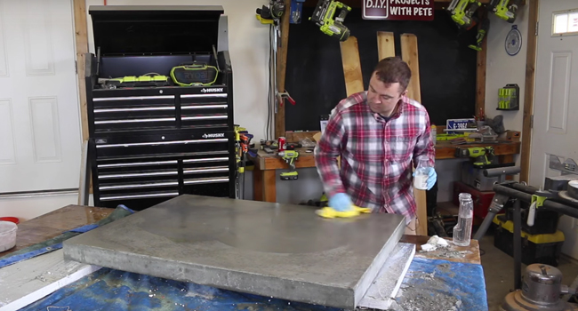 Best sealer for concrete