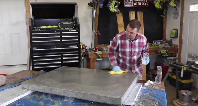 Best sealer for concrete