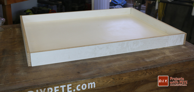 Concrete Table Mold