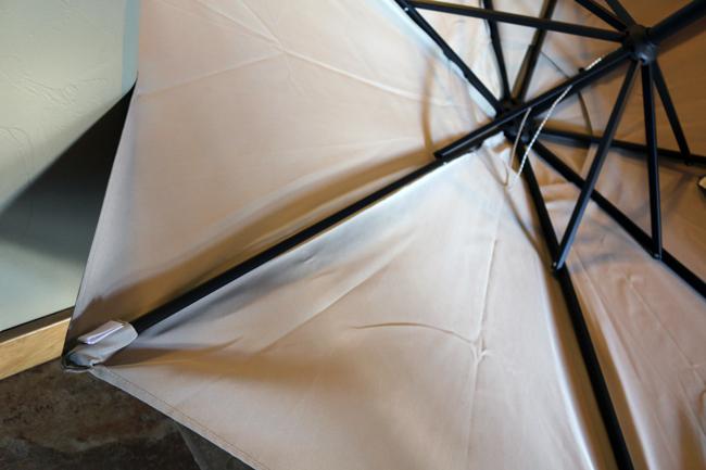 Disassemble Umbrella