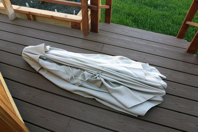 old-umbrella-on-deck