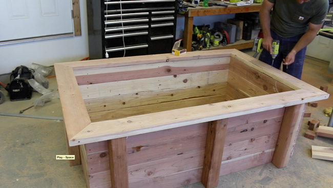 How to Make a Raised Garden Bed DIY Projects With Pete