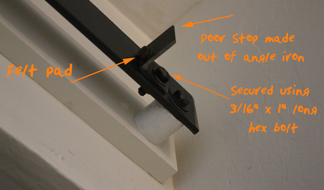 Sliding Barn Door Stopper. Diy Sliding Barn Door Track
