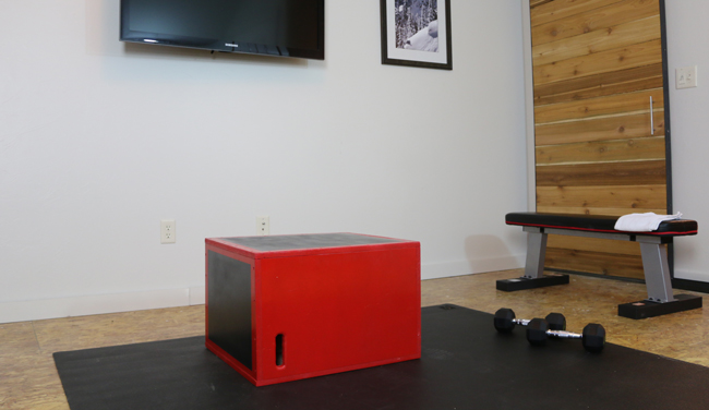 16 inch plyometric box