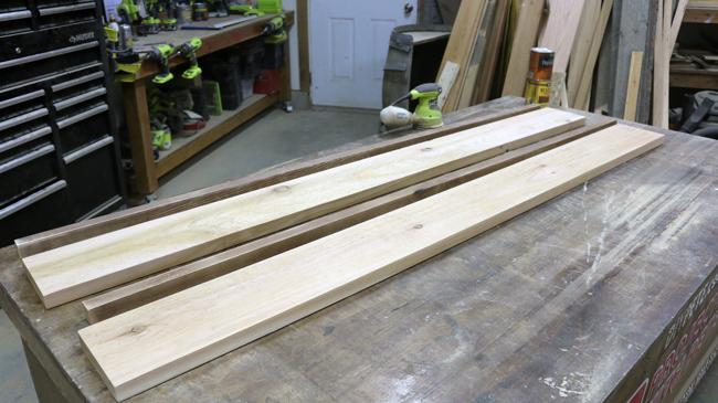 bed frame rails