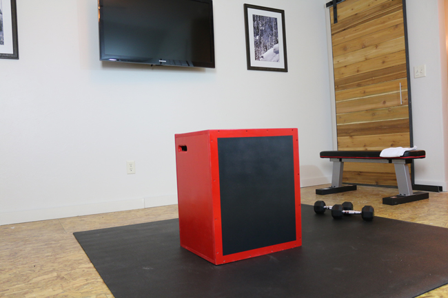 DIY Plyometric Box