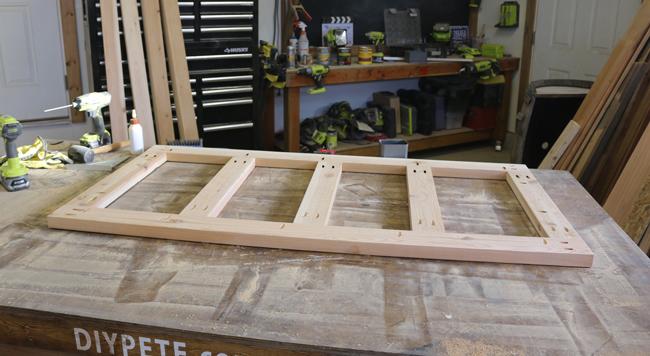 how to make a headboard
