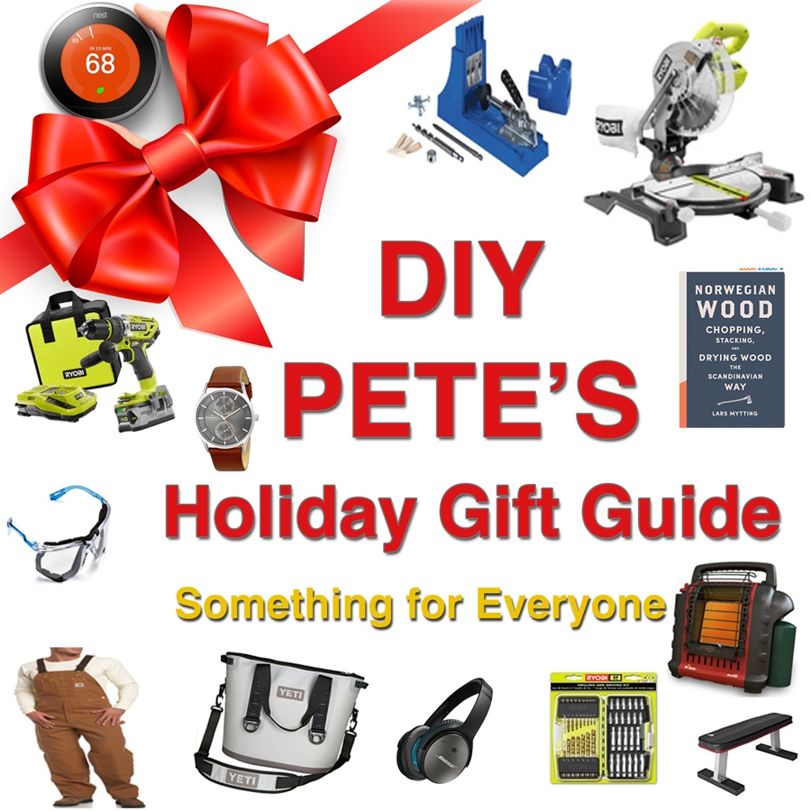 diy pete's holiday gift guide