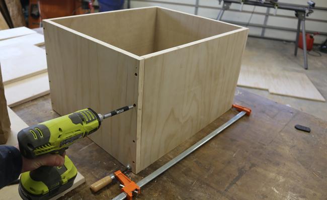 DIY Plyometric box instructions
