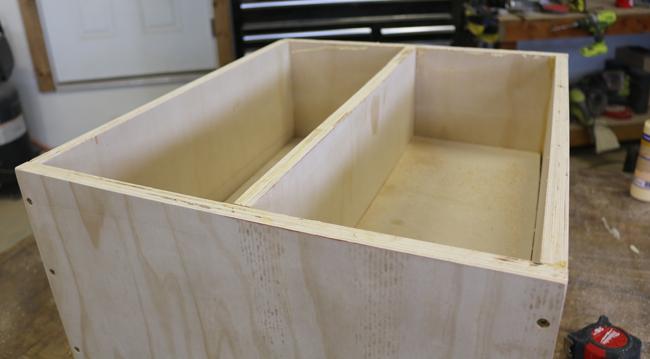 plyometric box diy