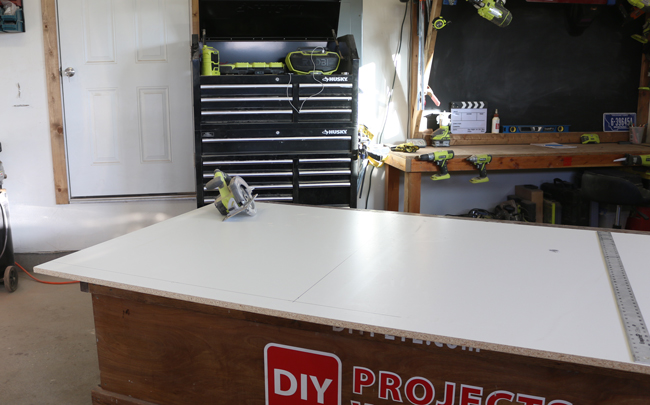 how to make concrete counters with diy pete
